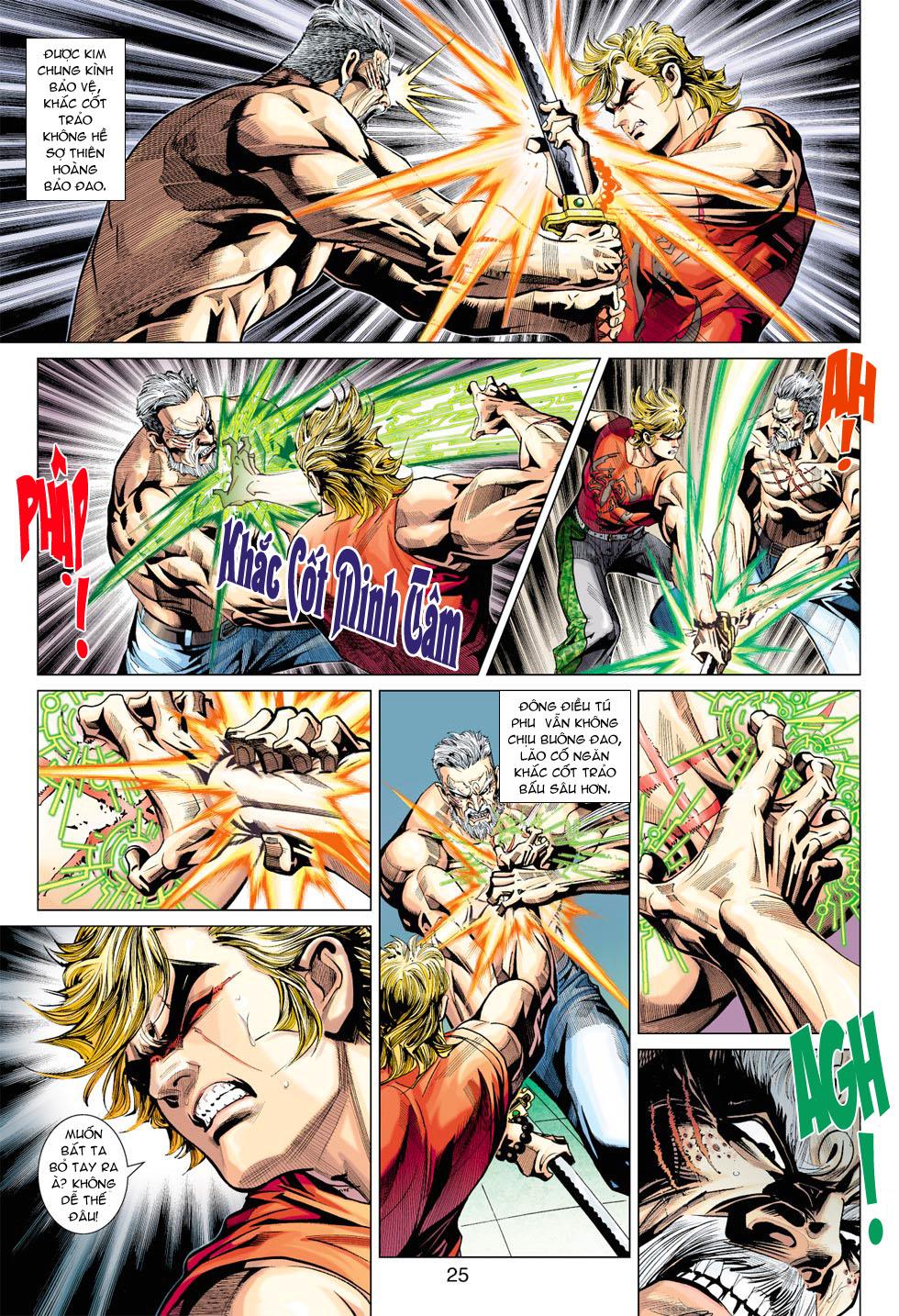 Tân Tác Long Hổ Môn trang 58