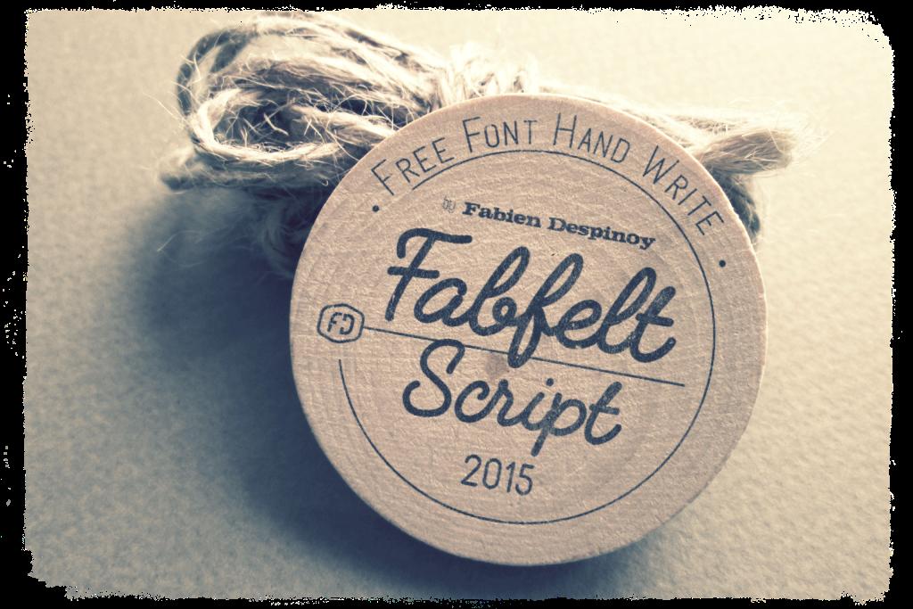 download fabfelt font free