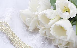 flores blancas para boda