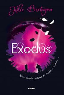 Exodus * Trilogia Exodus - Livro 01 * 2011