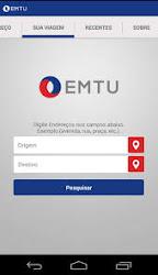 Aplicativo - EMTU