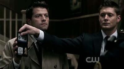 TV Romance Competition - The Final - Dean & Castiel (Supernatural) vs. Kurt & Blaine (Glee)