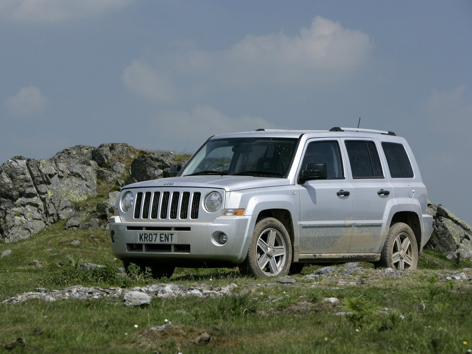 Car Pictures Jeep Patriot Uk Version 2007