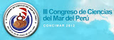 III Congresso de Ciências del Mar del Perú