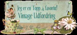 Topp 4 hos Vintage utfordring
