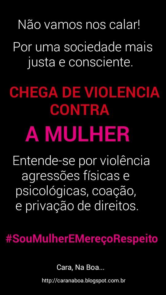 Violência contra a mulher