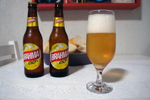 Nova cerveja Brahma 0,0% é boa?