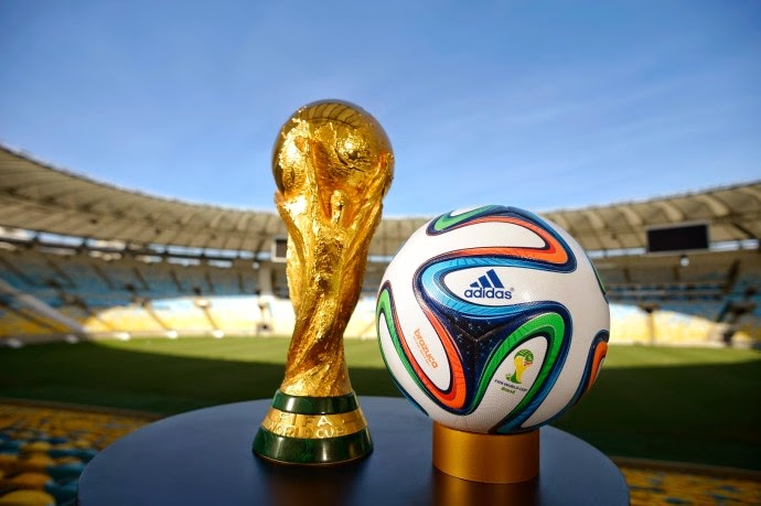 Free Live Streaming of FIFA World Cup 2014