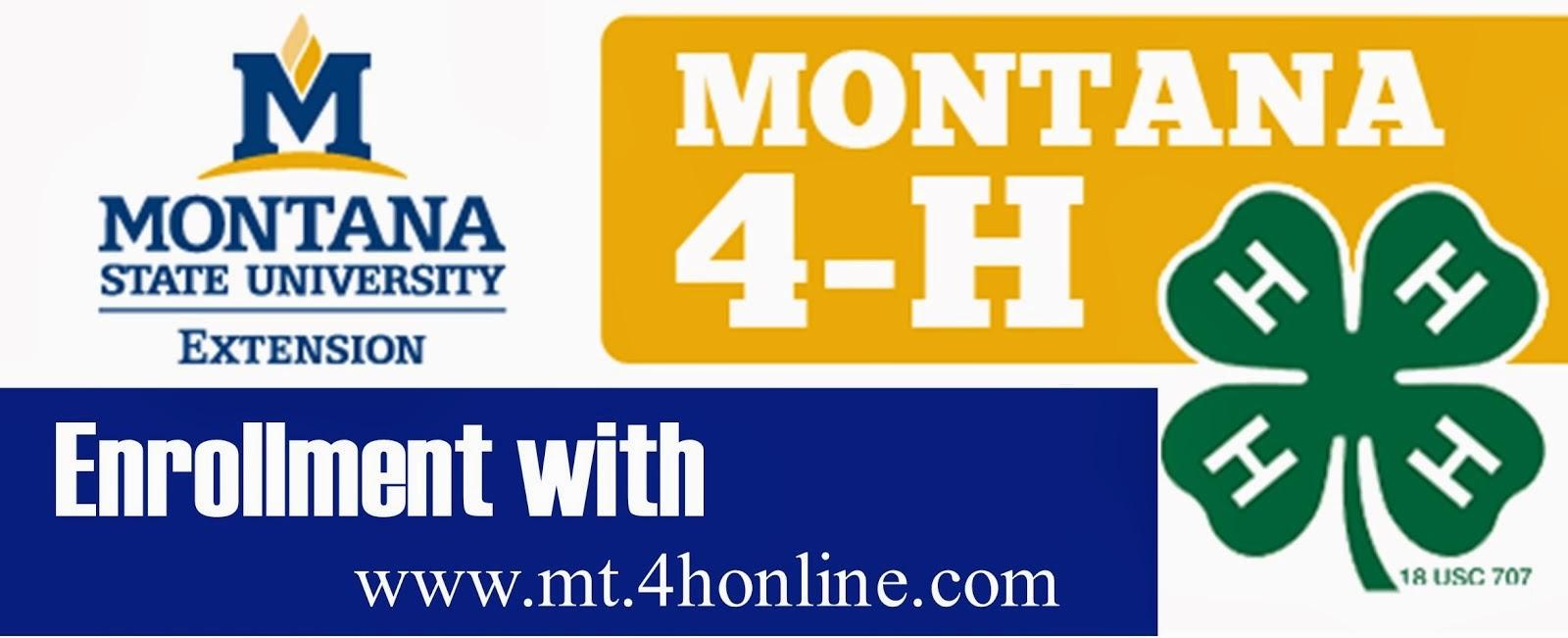 Enroll in 4-H!