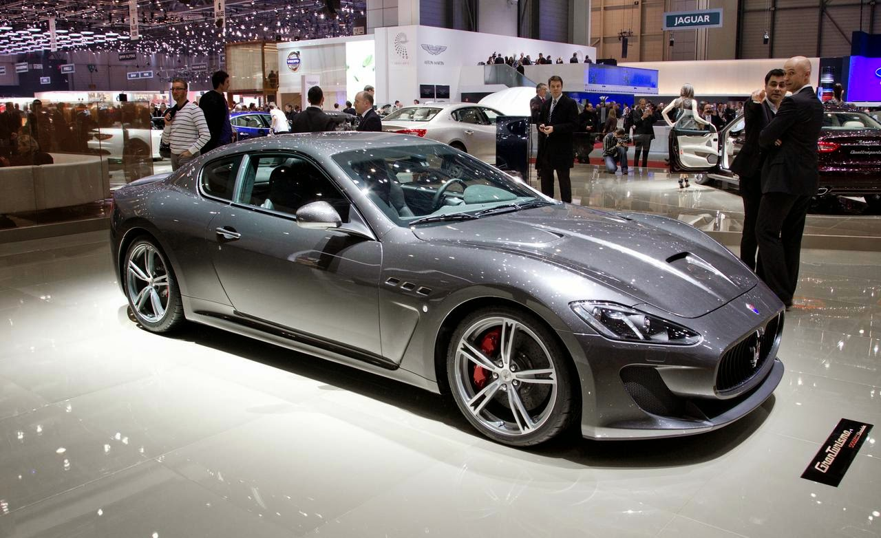 Price of the 2015 Maserati GranTurismo