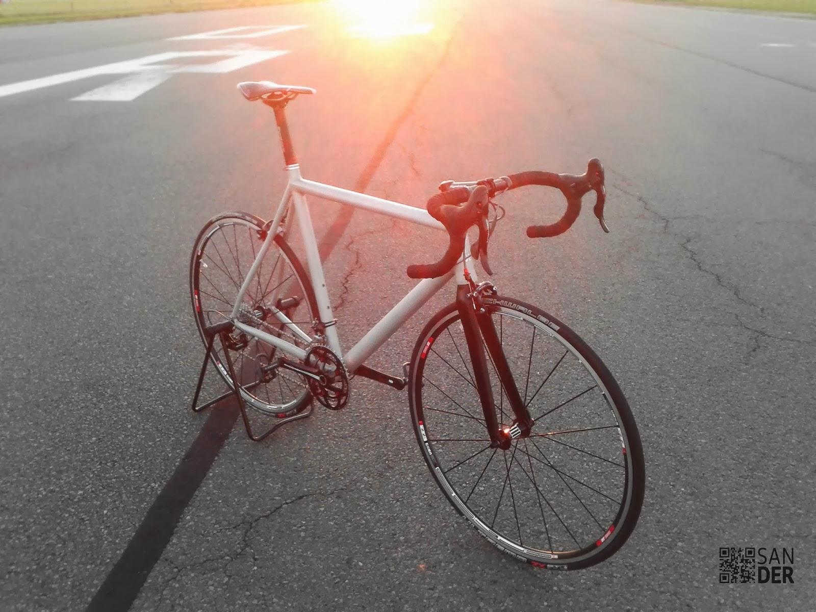 Sander Katapult Ultarlight Rennrad / Speedbike