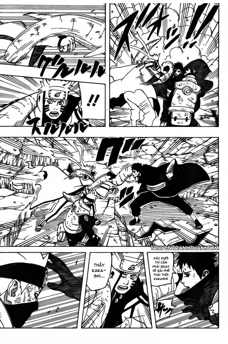 naruto 005, Naruto chap 609    NarutoSub