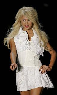 Paris Hilton Fashion Week