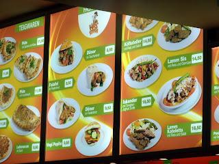 ¿Cuánto vale un kebab en Suiza?