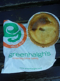 Greenhalgh's Meat and Potato Pie review