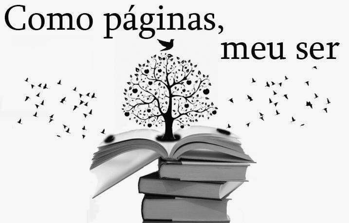 Como páginas, meu ser