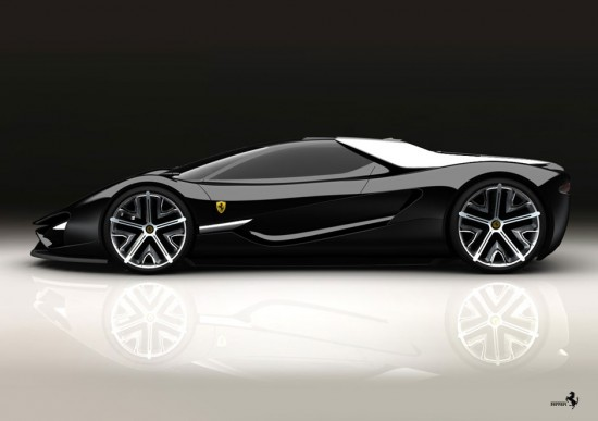 ferrari, xezri, concept car, sport car, future car, awesome, design, futuristic, cool, gempak, sport, smooth, crazy