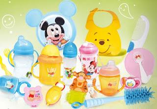 Akcesoria niemowlęce Disney Baby z Biedronki