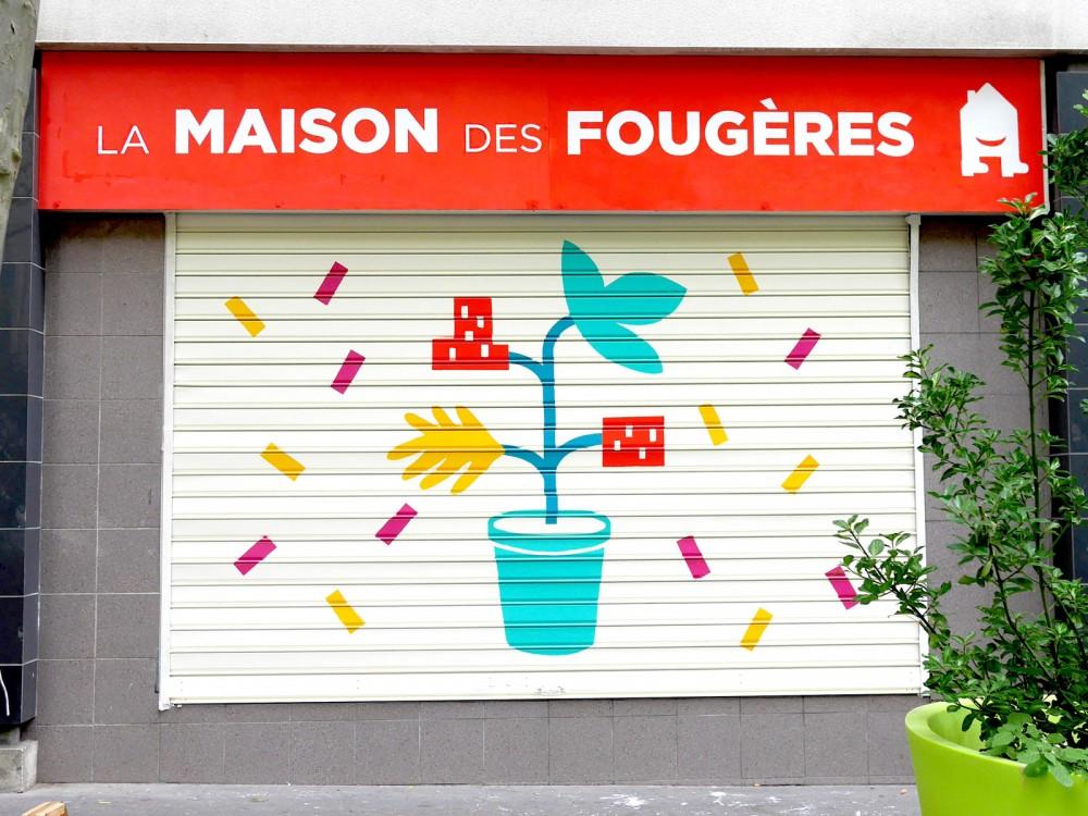 La Maison des Fougères