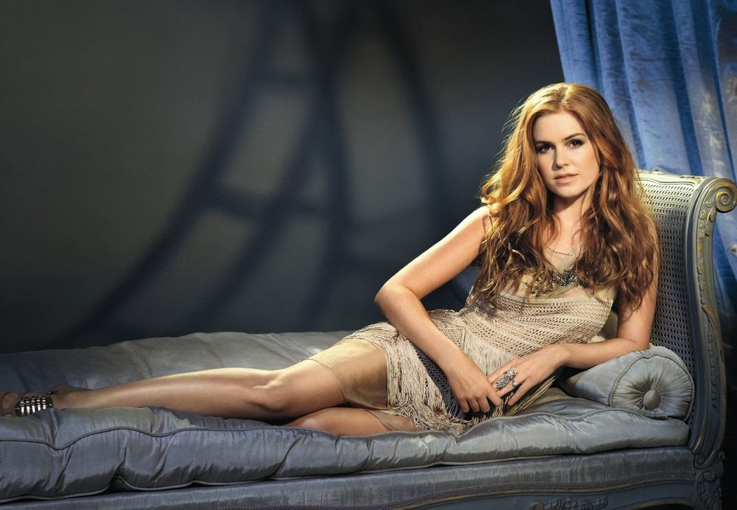 hot pic of Isla Fisher