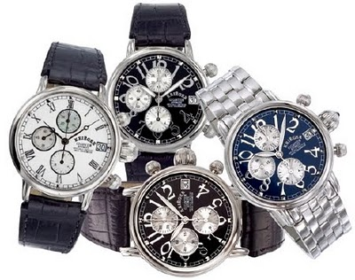 Luxury men's watches
