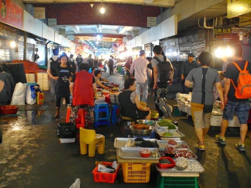 Ewha University Summer Studies Program Travel Seoul Korea Food Gwangjang Market lunarrive blog singapore