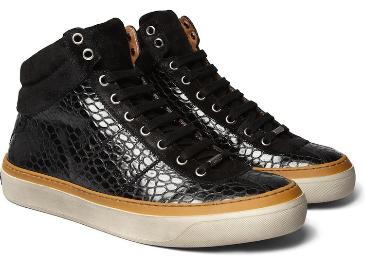 official royston jimmy choo belgravia sneaker. Black Bedroom Furniture Sets. Home Design Ideas