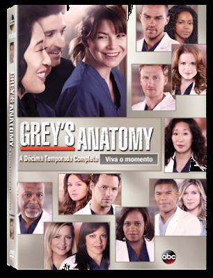 Anatomia de Grey Temporada 10