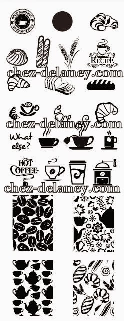Lacquer Lockdown - nail art stamping blog, chez delaney, nail art stamping plates, french indie stamping plates, stamping plates 2015, new nail art stamping plates 2015, lace plates, peacock plates, nail art, tea images, coffee plates, stamping, diy nail art
