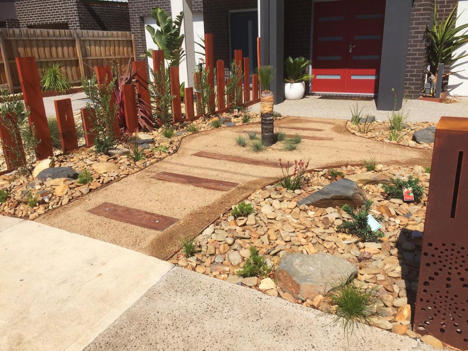 Contempoarary Front Garden, Melbourne Dec 2015   Vesel\'s Garden Web