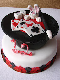 Magician Cake di Carlotta
