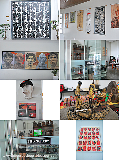 art, lobby, bencab