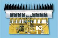 Esquemas de amplificadores de áudio