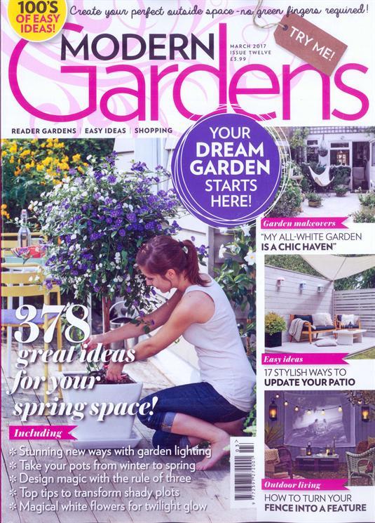 Modern Garden Columnist
