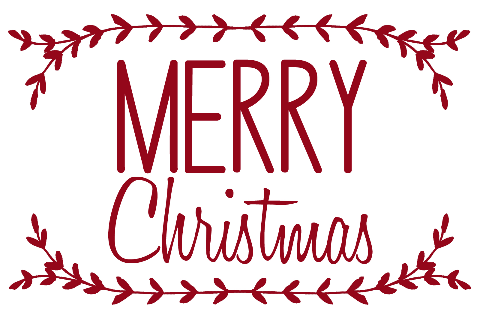 free merry christmas printable - Images Merry Christmas