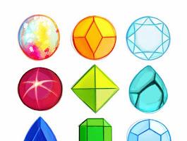 Steven Universe Coloring Pages Rose Quartz