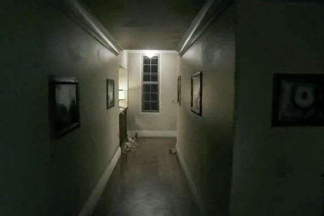 PT game hallway