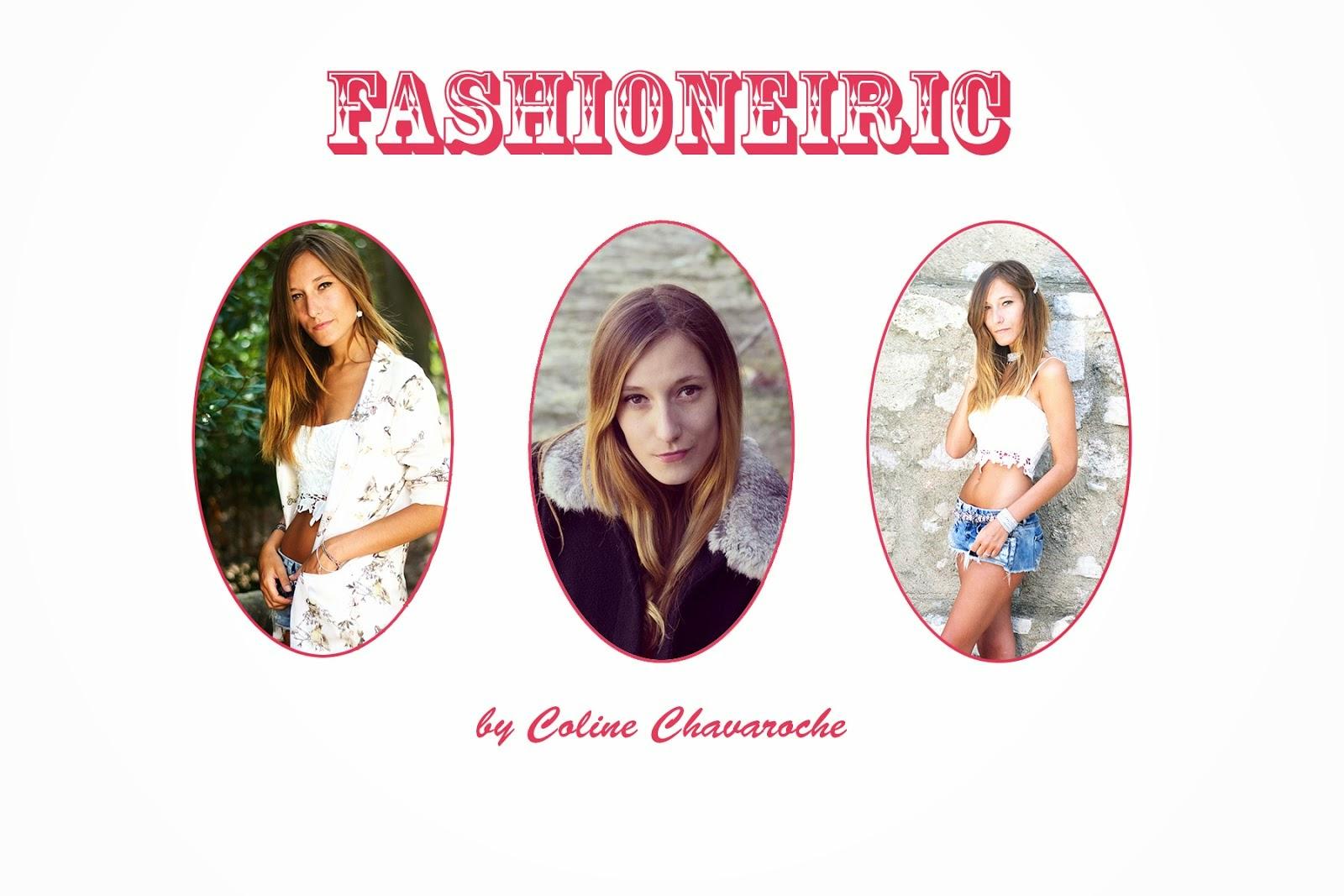 Fashioneiric by Coline Chavaroche