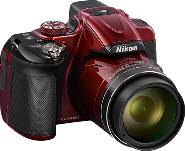 Nikon Coolpix P600 Camera User's Manual