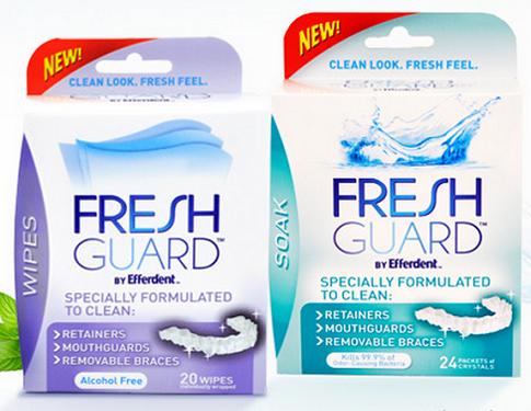 freshguard by efferdent
