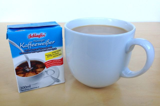Schlagfix Coffee Whitener / Creamer