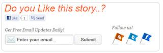 """Memasang widget """"Do You Like This Story"""" di bawah postingan Blog Terbaru"""