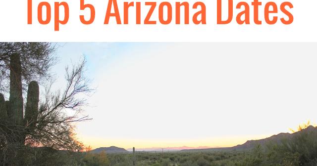 Date ideas in arizona