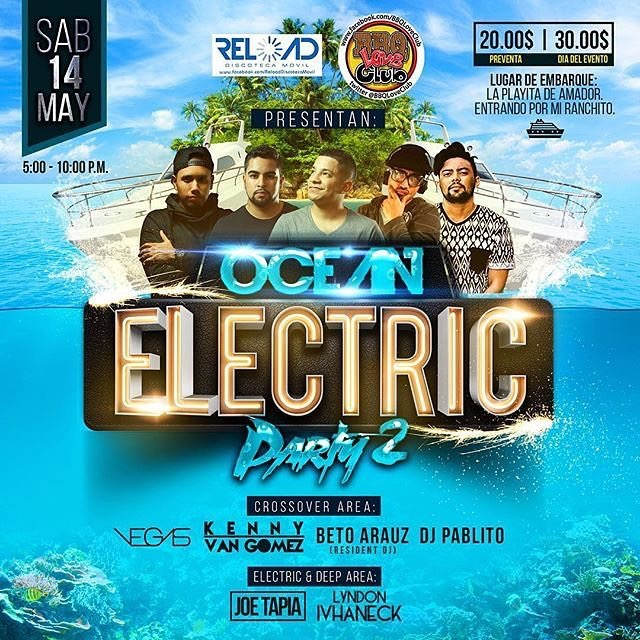 Ocean Electric Party P2