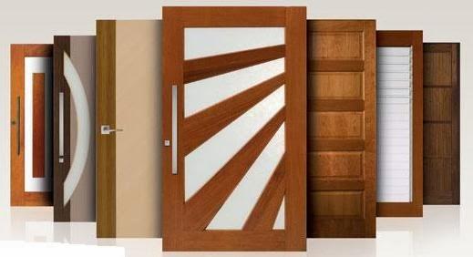 Gambar Kusen Pintu Minimalis