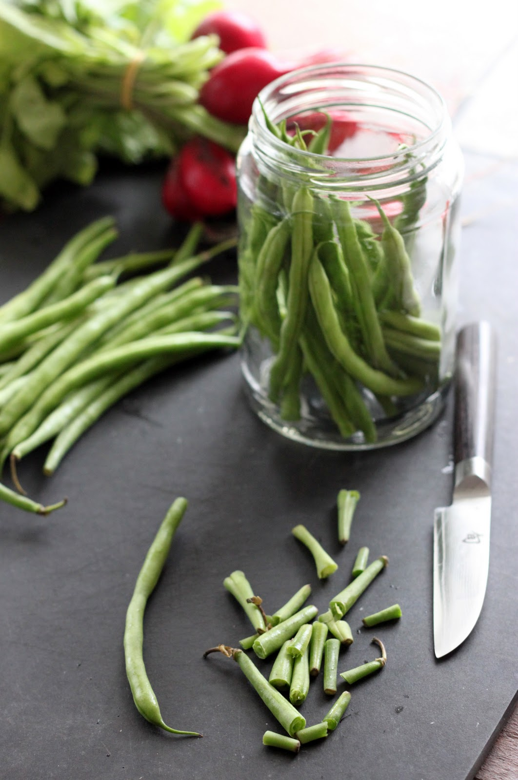 Pickled green beans recipe easy