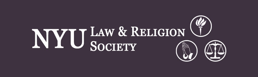 NYU Law and Religion Society Official Blog