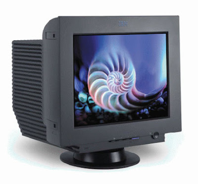 Monitor CRT