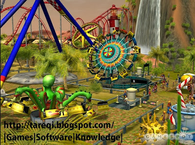 Download Roller Coaster Tycoon 3 Platinum Screenshot 1