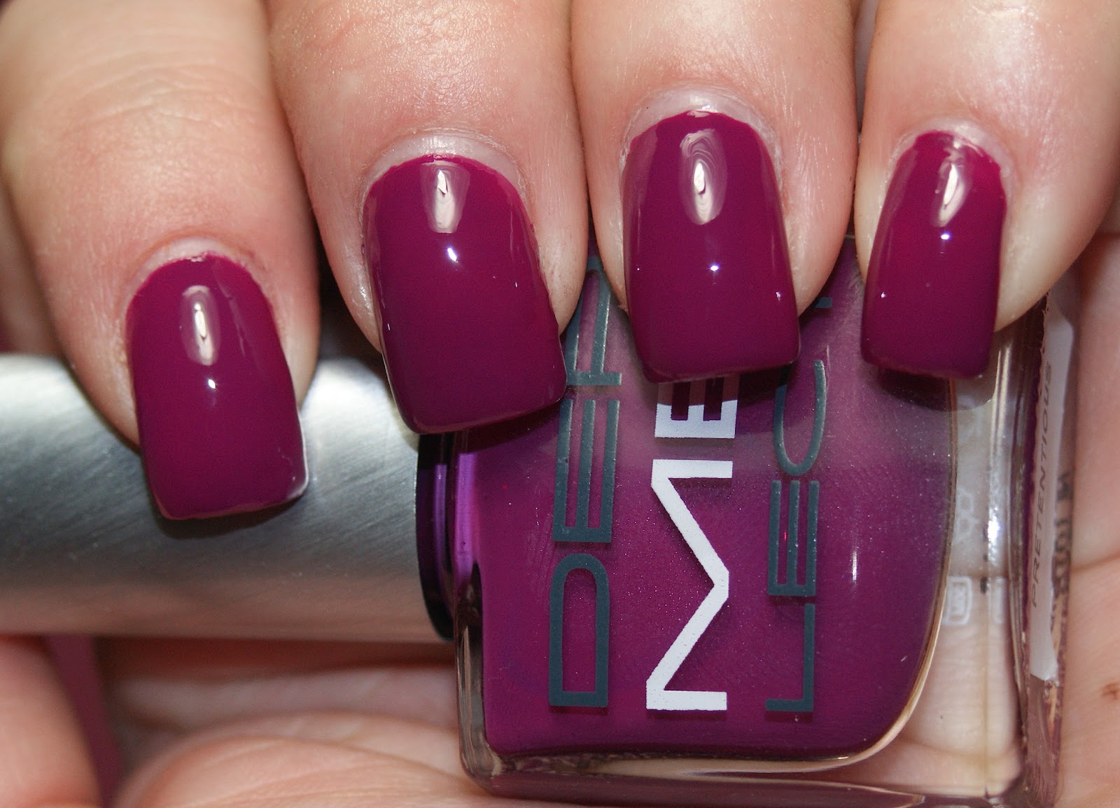 Princess Polish: Swatch and Review: Dermelect ME Collection